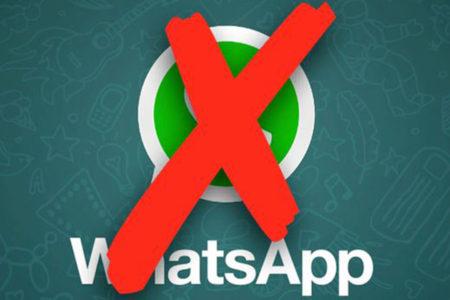 WhatsApp vietato agli under 16