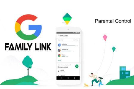 Google Family Link – Parental Control –