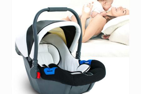 Dispositivo di sicurezza anti abbandono di neonato